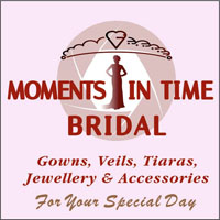 Moments In Time Bridal