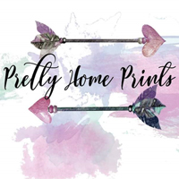 Pretty Home Prints